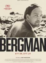 Bergman - Ett år, ett liv poster
