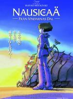 Nausicaä från Vindarnas dal poster