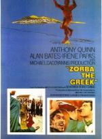 Zorba poster