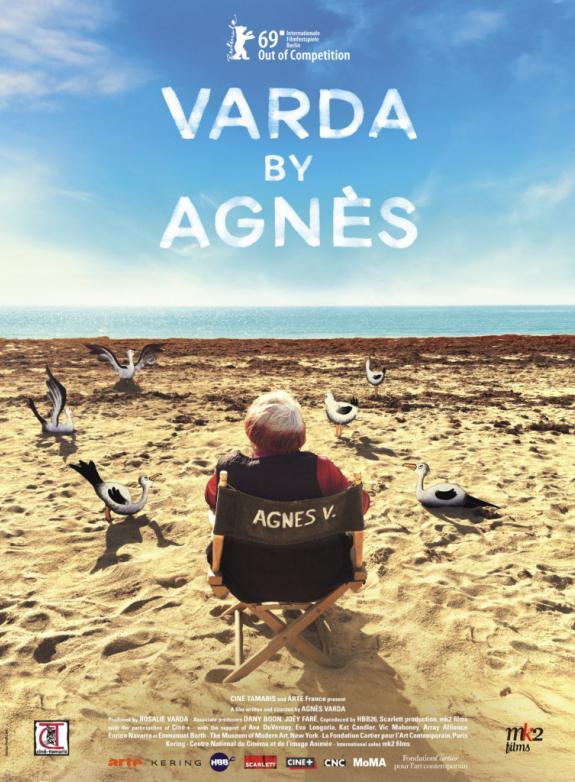 Varda av Agnès poster