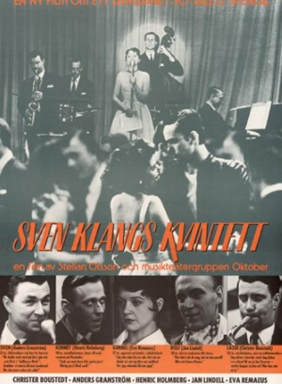 Sven Klangs kvintett poster