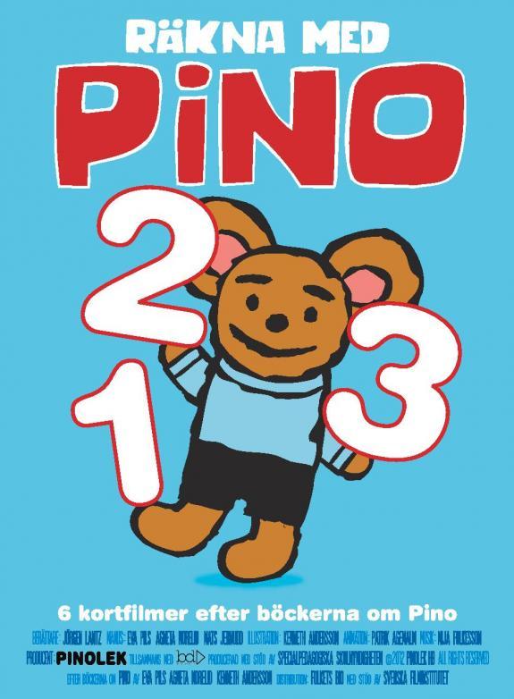 Räkna med Pino poster