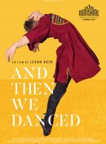 And then we danced poster