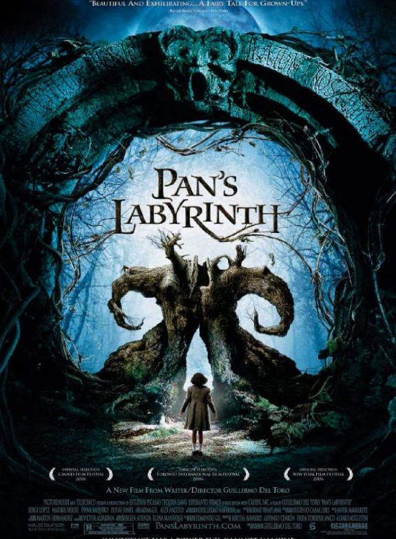 Pans labyrint poster