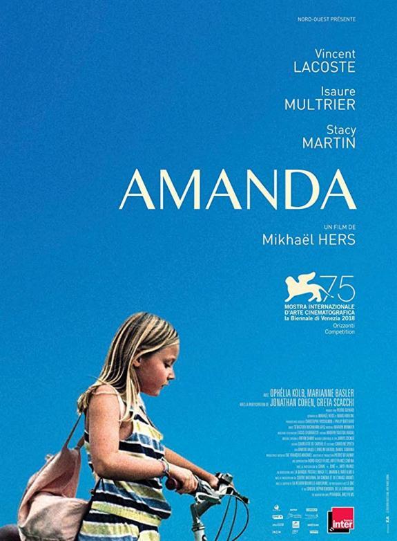 Amanda poster