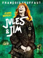 Jules och Jim poster
