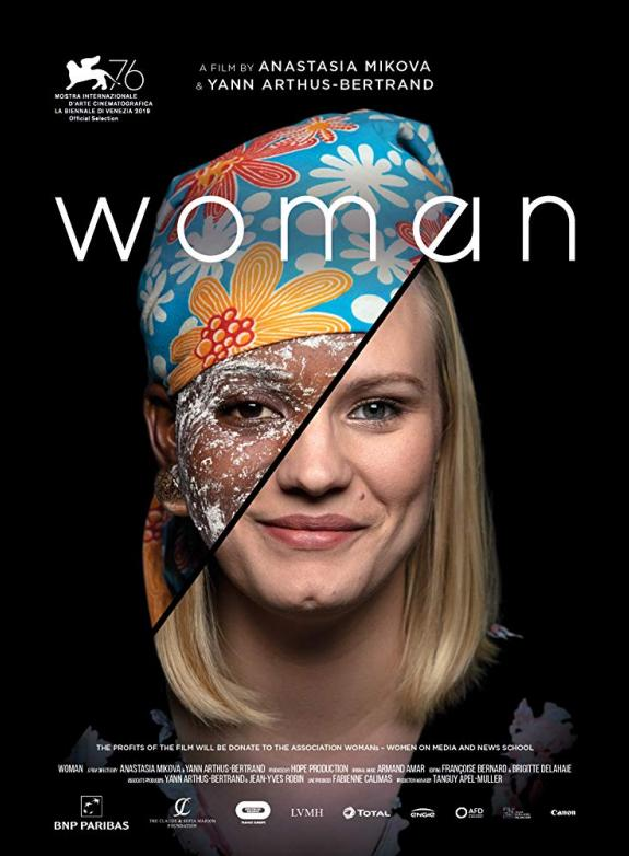 Woman poster