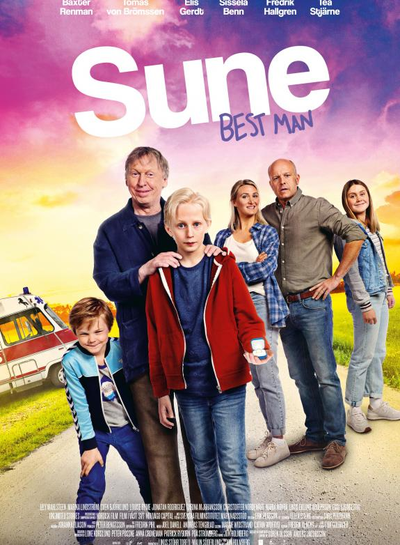 Sune - Best Man poster
