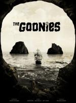Goonies - Dödskallegänget poster