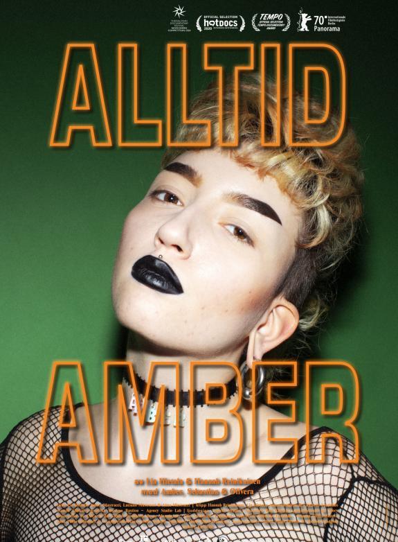 Alltid Amber poster