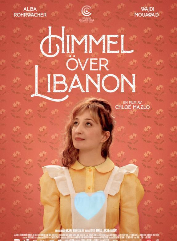 Himmel över Libanon  poster