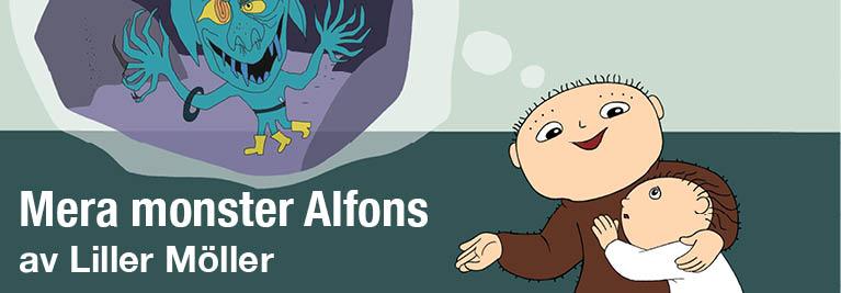 Mera monster Alfons