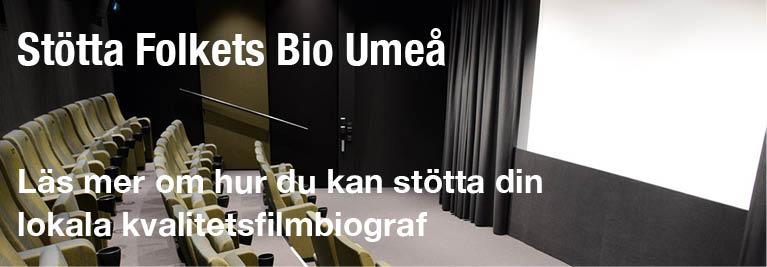 Stötta Folkets Bio Umeå