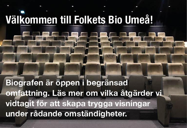 Biografen öppen