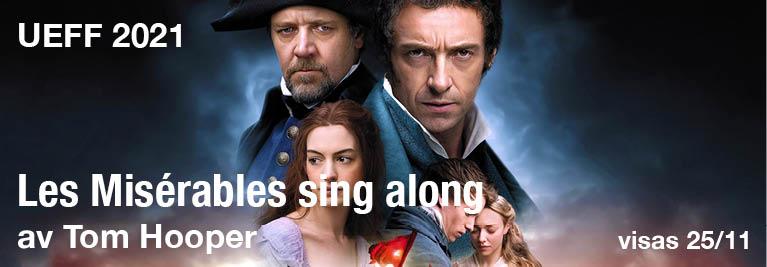 Les Misérables sing along